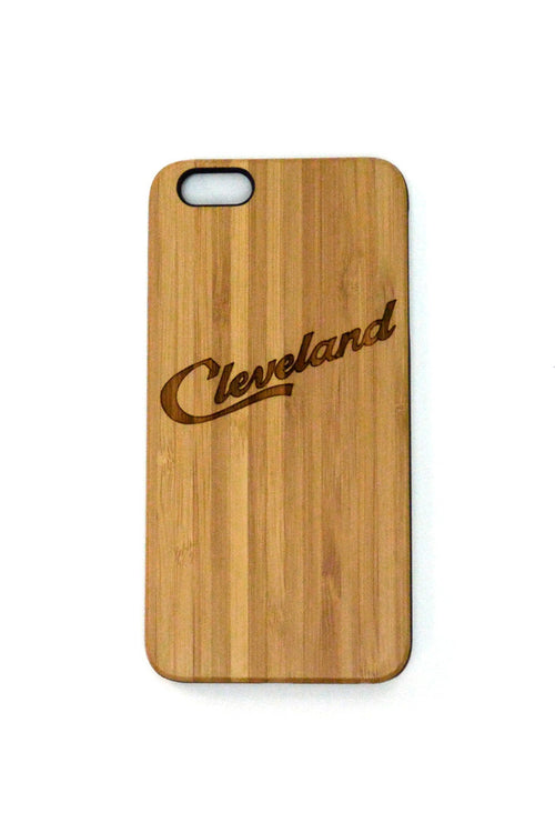 Cleveland Script iPhone Case