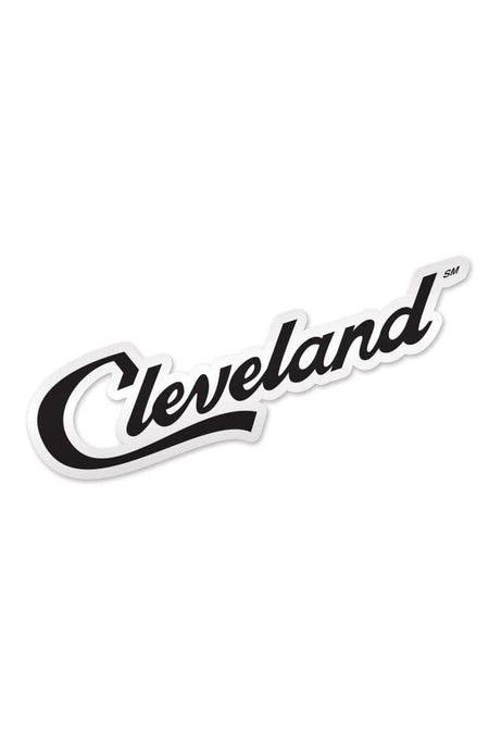 CLE Logo Relaxed Fit Dad Hat - Brown