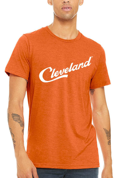 Cleveland Collage - Unisex Crew - Grey
