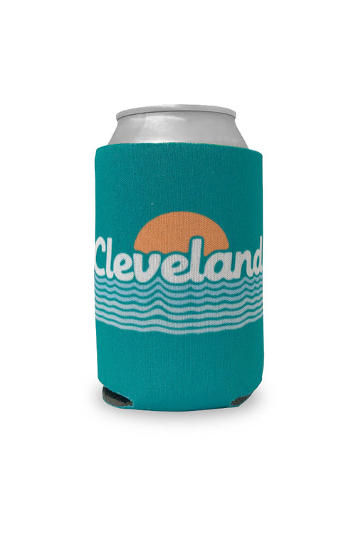 Cleveland Waves Can Cooler