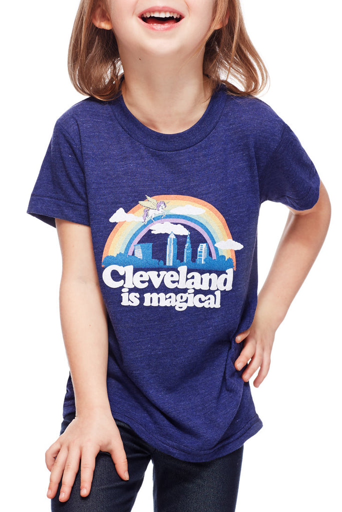 Cleveland Is Magical - Kids Crew