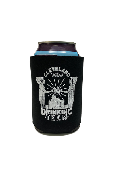 Cleveland Drinking Team Can Cooler