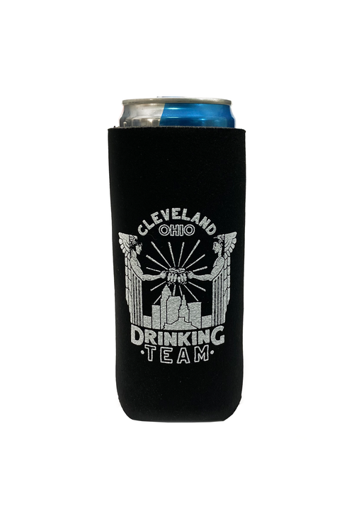 Cleveland Drinking Team - Skinny Can Cooler
