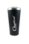Corkcicle Coffee Tumbler - Cleveland Script
