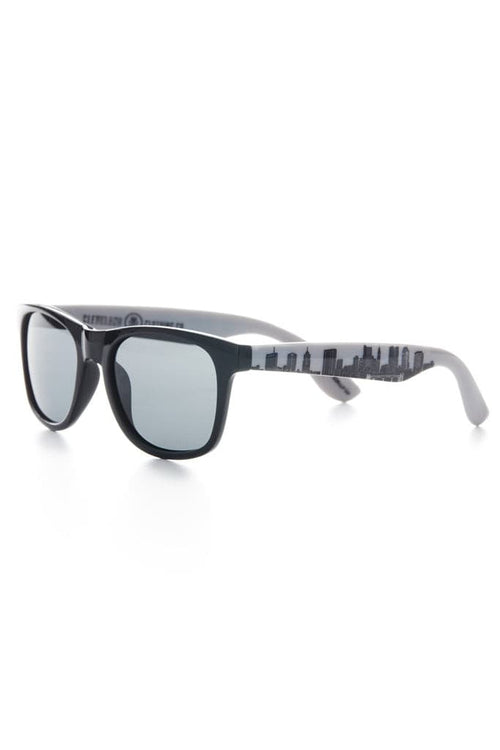 Columbus Skyline Sunglasses - Black