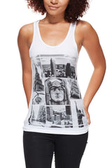 Downtown Photos - Unisex Tank