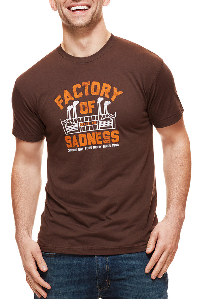 Factory Of Sadness Unisex Crew Cle Clothing Co