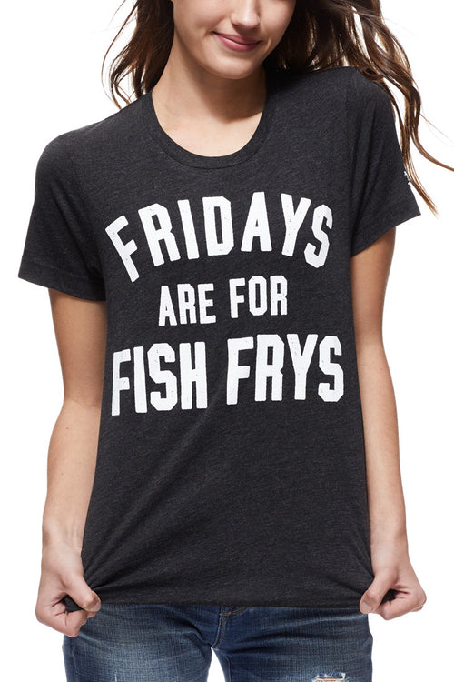 Fridays are for Fish Frys - Unisex Crew
