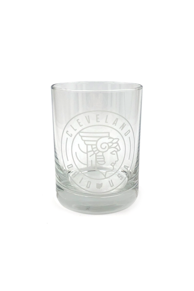 Guardian Seal Old Fashioned Glass