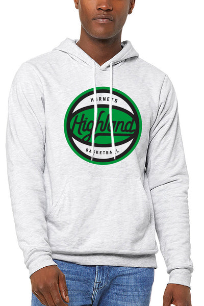 Highland Basketball - Unisex Pullover Hoodie