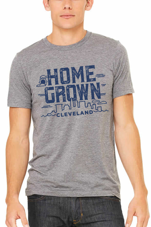 Homegrown Cleveland - Unisex Crew - CLE Clothing Co.