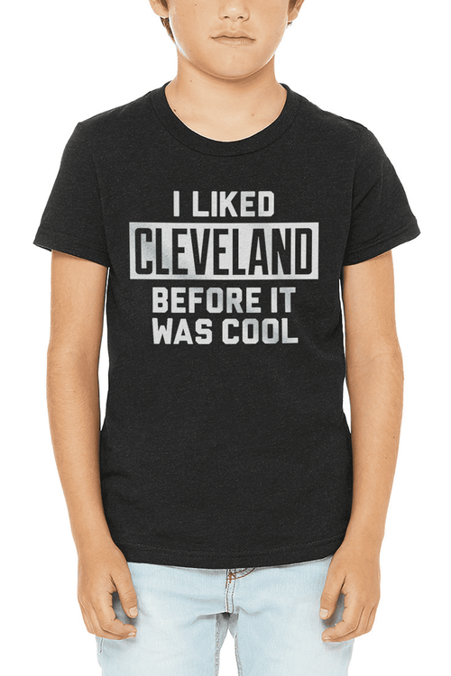 I Like Cleveland Before.... Youth Crew - CLE Clothing Co.