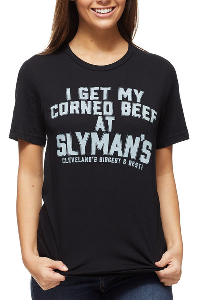 I Get My Corned Beef At Slyman's - Unisex Crew