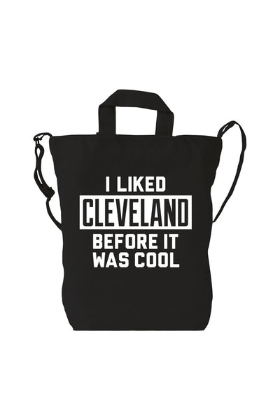 I Liked Cleveland... - Tote Bag