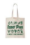 Find Your Inner Peas - Tote Bag - CLE Clothing Co.