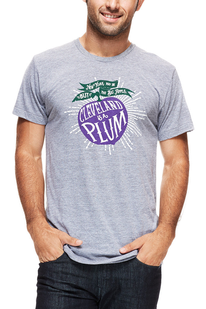 Cleveland Is A Plum! 2015 - Unisex Crew