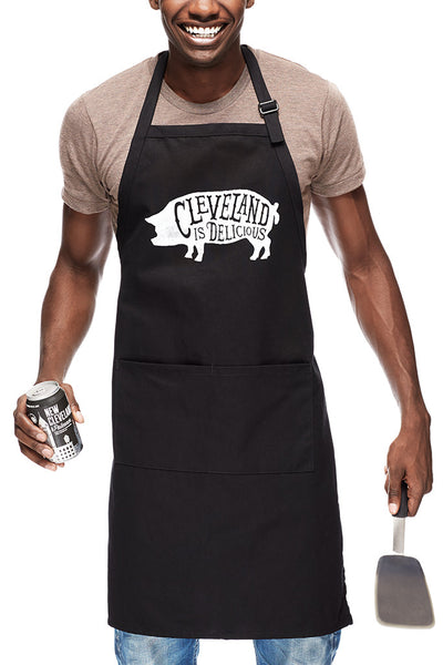Cleveland Is Delicious - Chef's Apron
