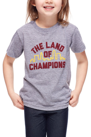 The Land of Champions - Kids Crew