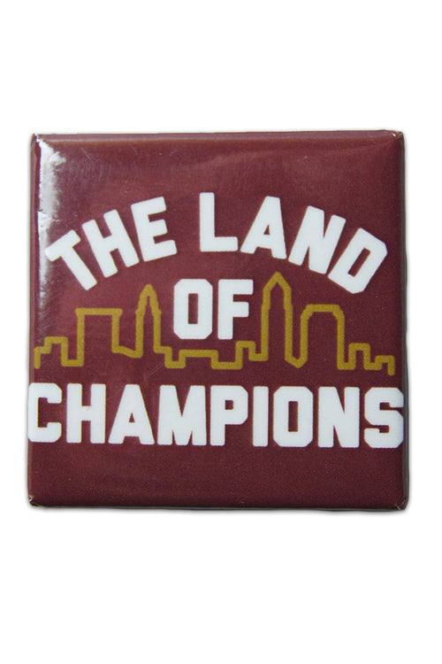 Land Of Champions - Fridge Magnet