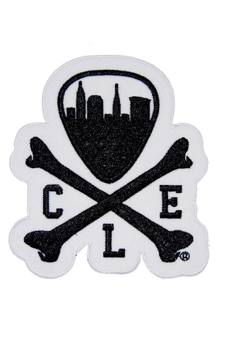 CLE Logo - Iron on Patch