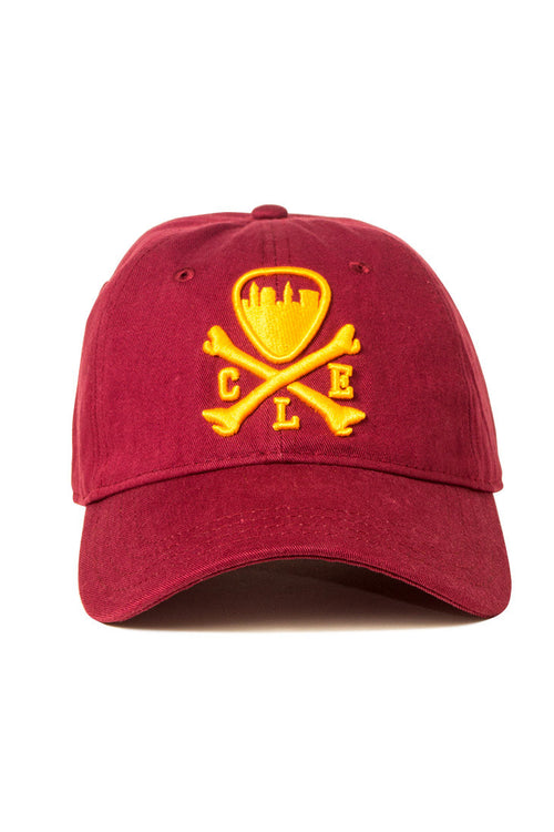 "CLE Logo ""Dad Hat"" - Hardcourt"