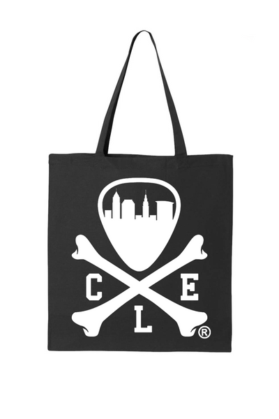 CLE Logo Tote Bag - CLE Clothing Co.