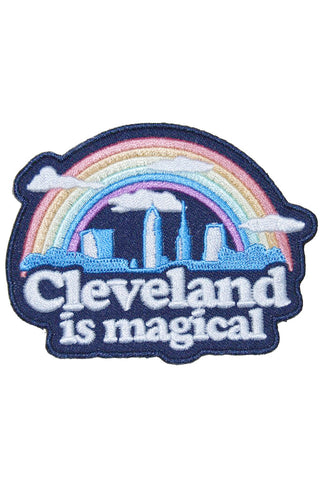 Cleveland Is Magical - Iron on Patch