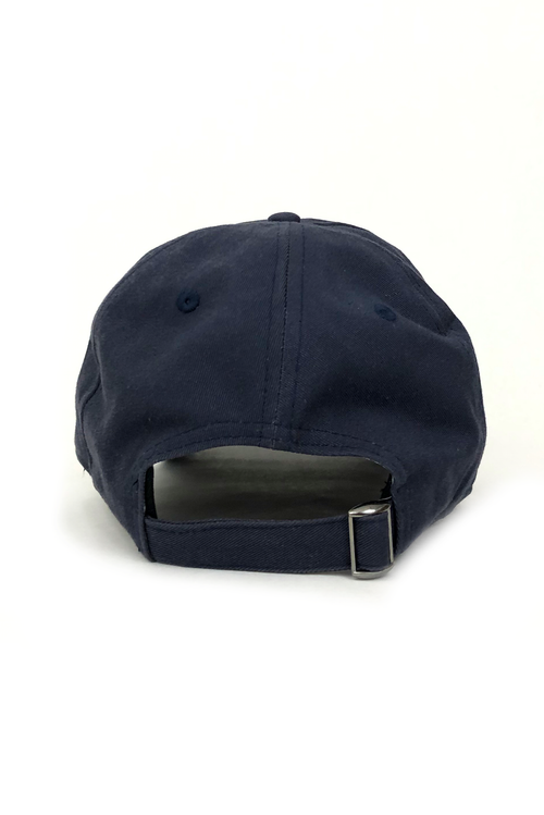 CLE Logo Relaxed Fit Dad Hat - Navy