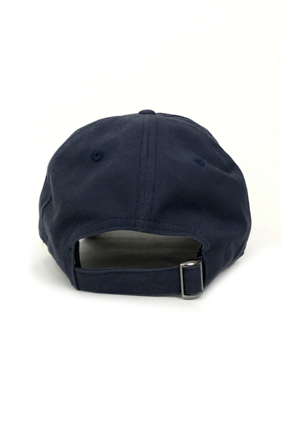 CLE Logo Relaxed Fit Dad Hat - Navy - CLE Clothing Co.