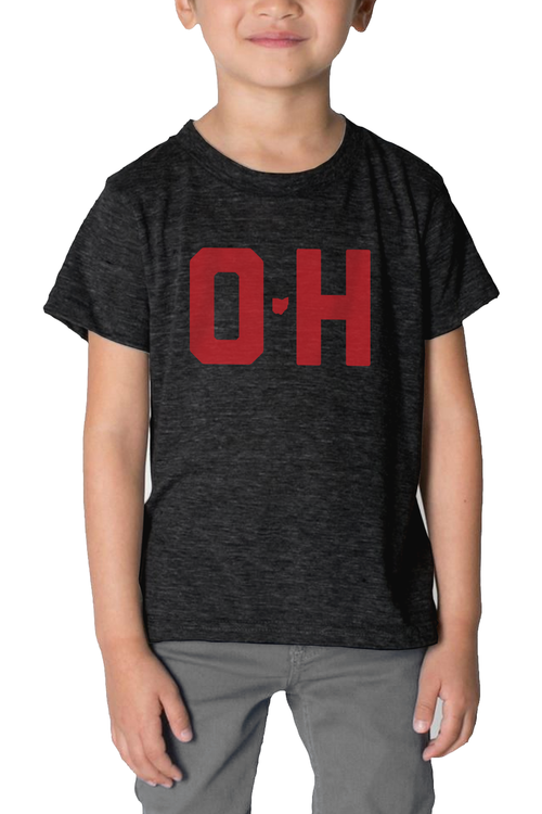 O-H - Kids Crew - CLE Clothing Co.
