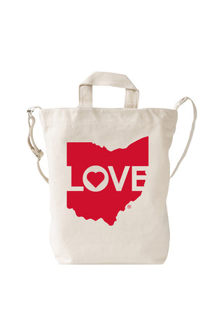Ohio Love - Tote Bag