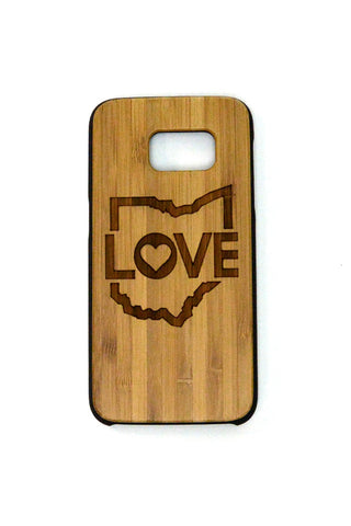 Ohio Love Samsung Phone case