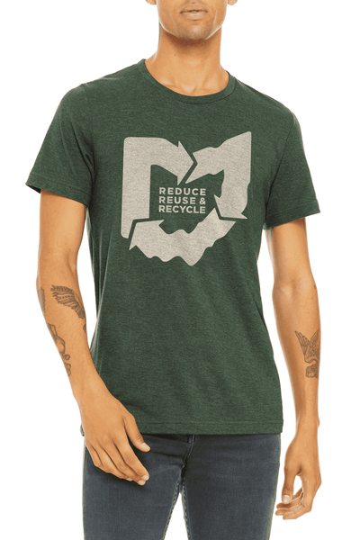 Ohio Recycle - Unisex Crew