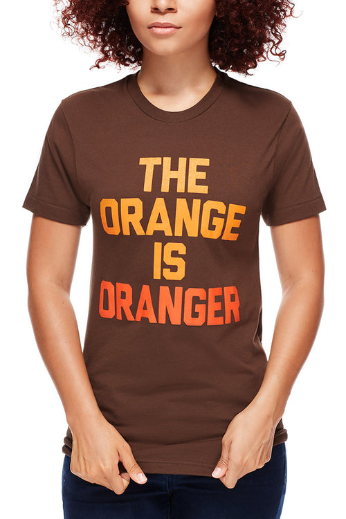 The Orange Is Oranger - Unisex Crew