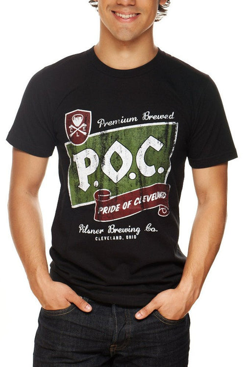 P.O.C. Pilsner Of Cleveland - Unisex Crew