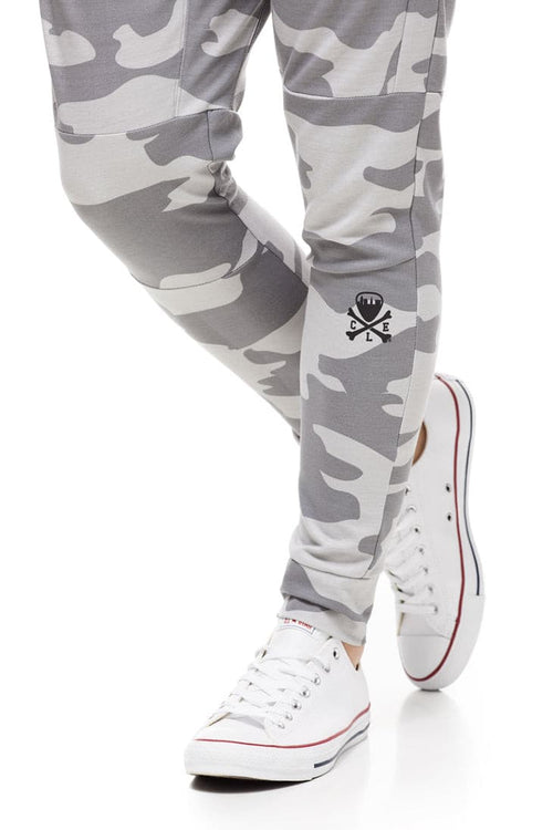 Cleveland Clothing Official Jogger - Grey Camo