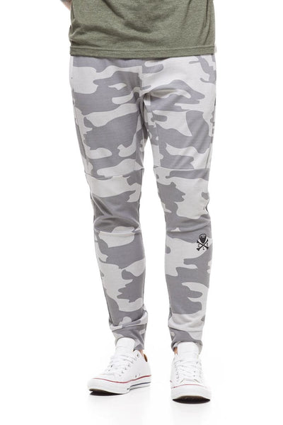 Cleveland Clothing Official Jogger - Grey Camo - CLE Clothing Co.
