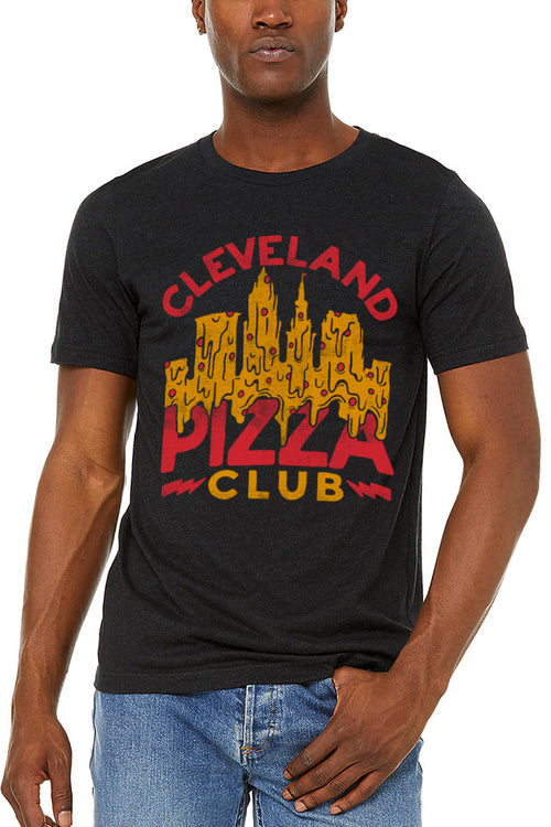 Cleveland Pizza Club - Unisex Crew - CLE Clothing Co.