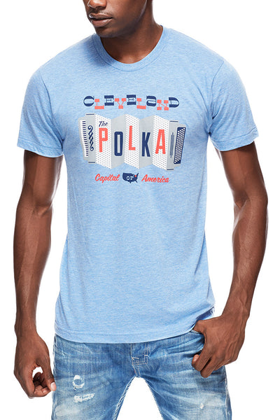 The Polka Capital of America! - Unisex Crew