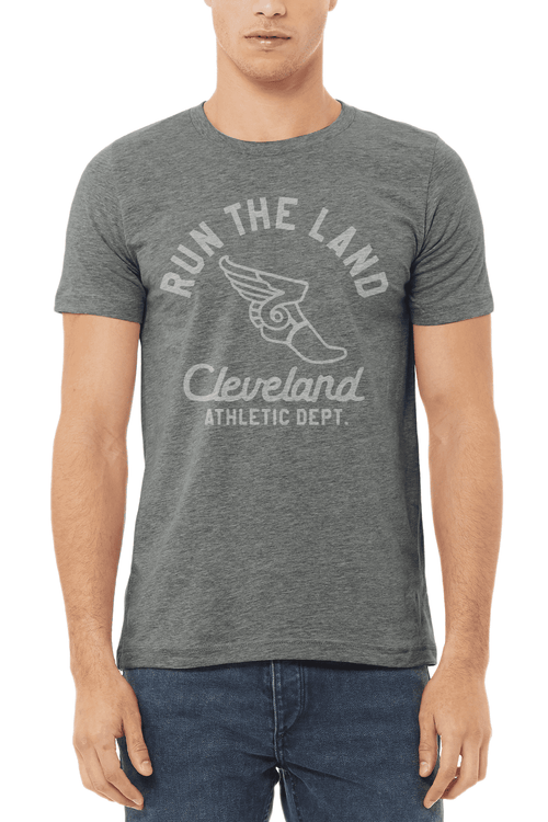 Run the Land Wingfoot - Unisex Crew