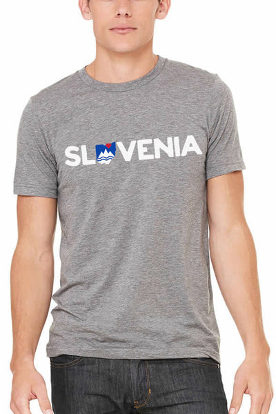 SLOVENIA - Unisex Crew - CLE Clothing Co.