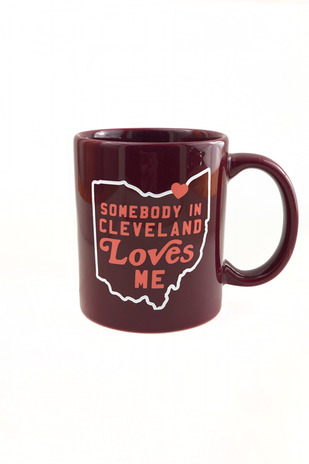 CLE Logo Seal Pint Glass