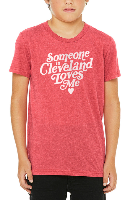 Ohio Love Logo - Unisex Crew