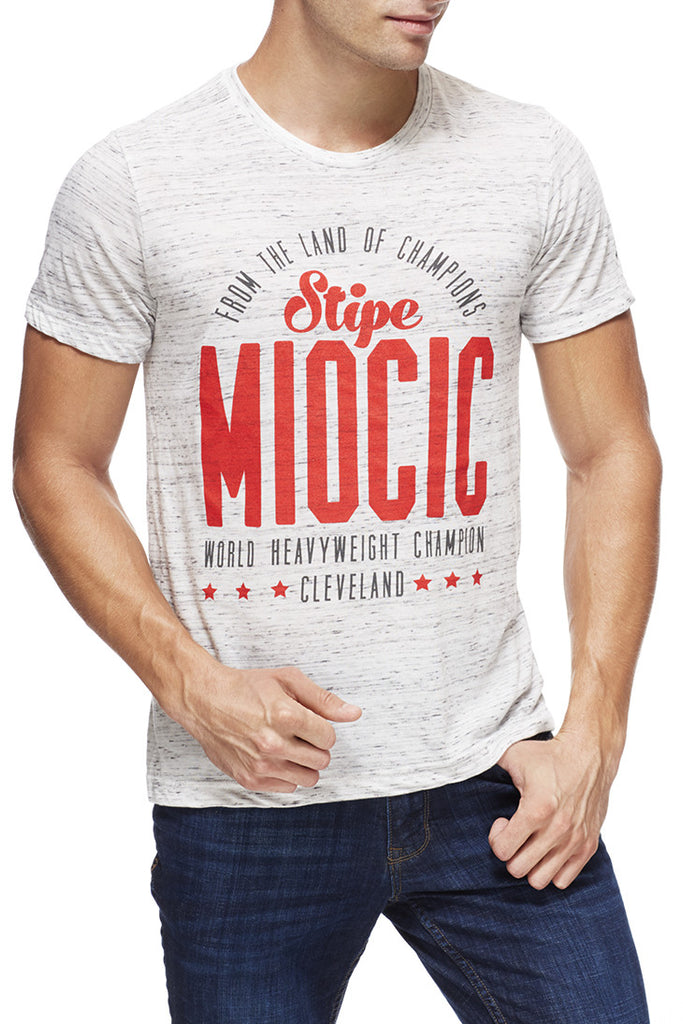 Stipe Miocic - World Champion - Unisex Crew