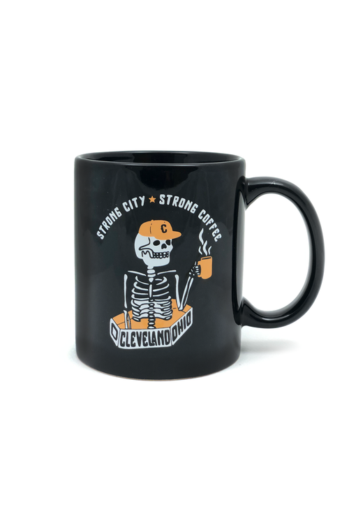 Strong City Strong Coffee Mug - CLE Clothing Co.