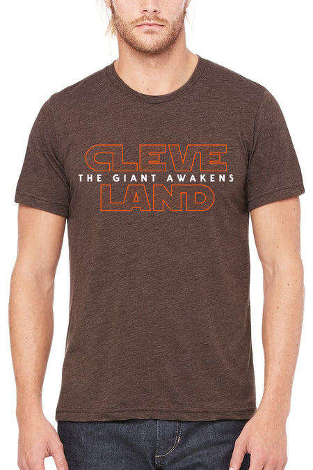 I Liked Cleveland Before It Was Cool - Orange - Unisex Crew