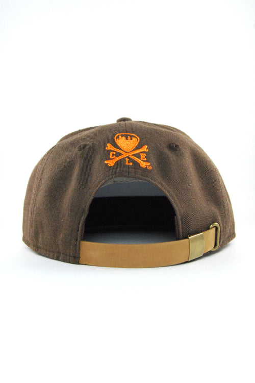 The Land Script - Brown/Orange - Strap-Back