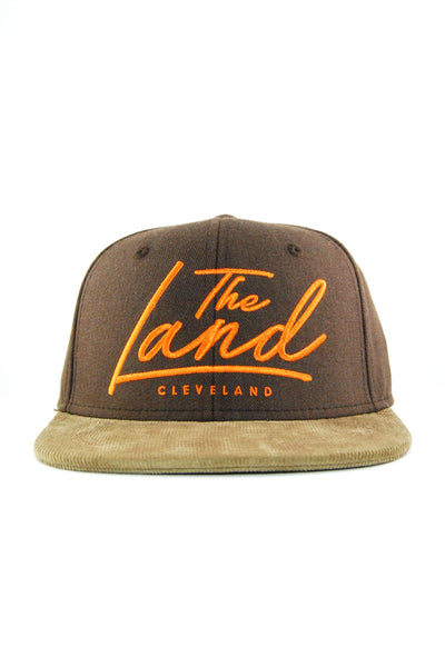 The Land Script - Gridiron - Strap-Back