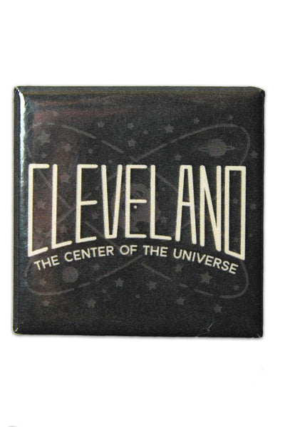Center Of The Universe - Fridge Magnet