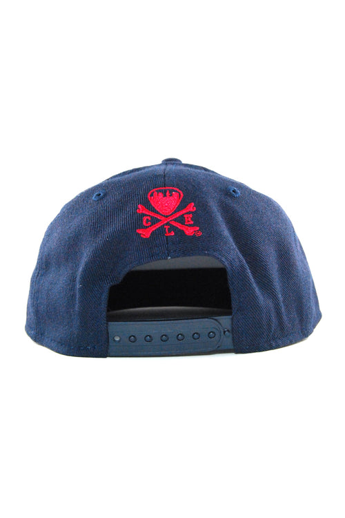 VarCity 2016 Snapback - Navy/Red